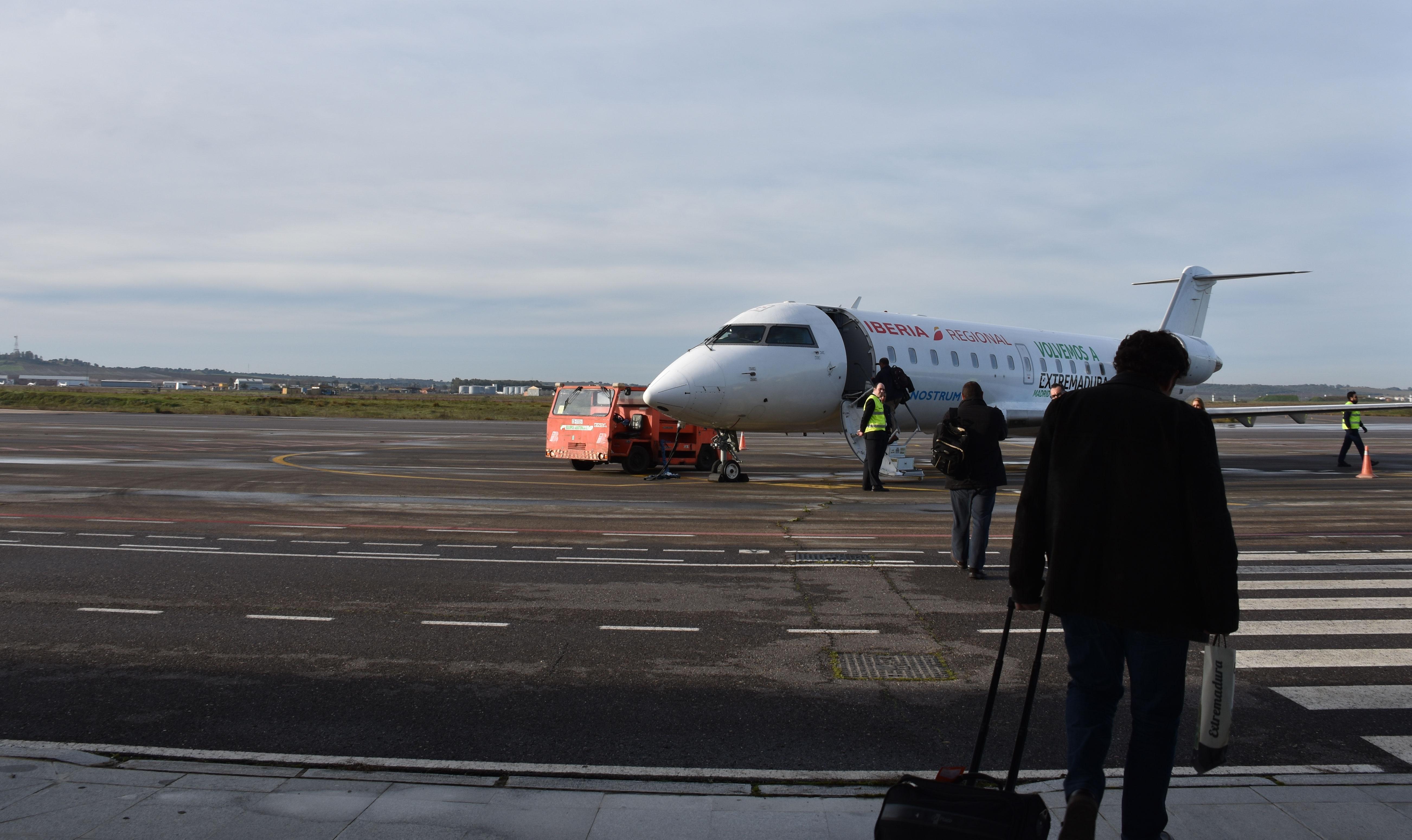 aeroportoBadajoz