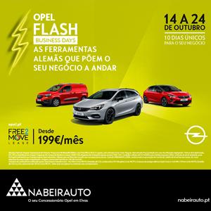 Opel flash